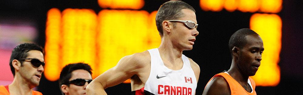 Jason Dunkerley running